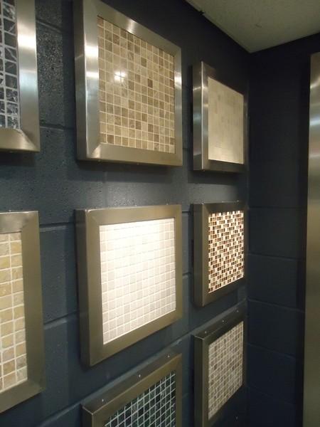Vision Display Amp Interiors Wall Hung Drop Over Frames Uk