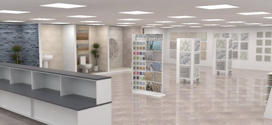 Visionu0027s Design Team Have Over 20 Yearsu0027 Experience In Creating Showroom  Designs For The Tile, Stone And Flooring Industries, And Have Been  Responsible For ...